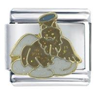 Bracelet Angel Chow Gift X2 Italian Charm
