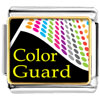 Travel Color Guard Photo 9 Mm Italian Charms For Bracelets